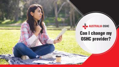 Photo of CAN I CHANGE MY OSHC PROVIDER?