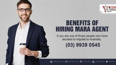 Benefits of Hiring MARA Agent