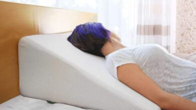 Photo of Health Benefits of Sleeping with a Wedge Pillow