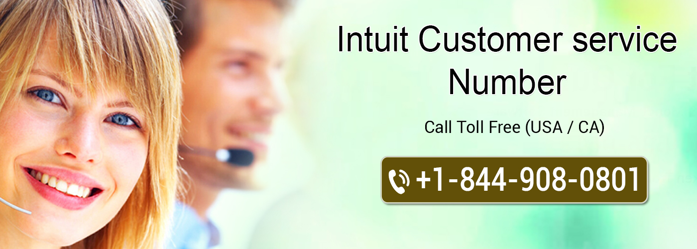 Photo of Intuit Customer service Number || 1-844-908-0801