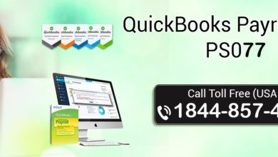 Photo of Error PS077 or PS032 While Updating Payroll In QuickBooks