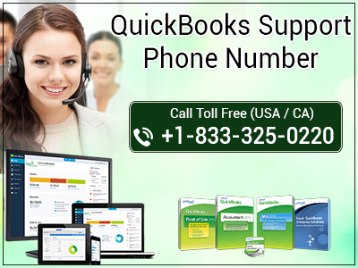 QuickBooks Toll Free Support Phone Number