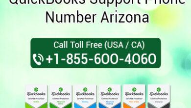 QuickBooks support Phone Number Arizona
