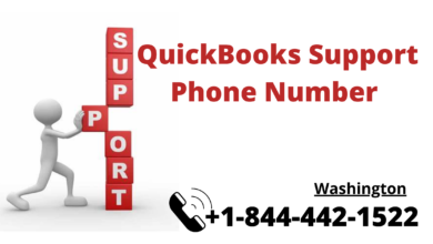 Photo of QuickBooks Support Phone Number in Washington  +1-844-442-1522