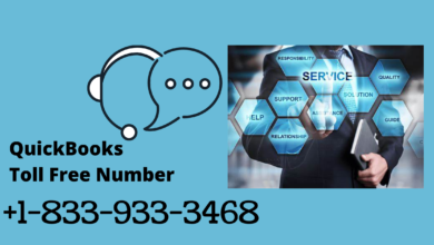 Photo of QuickBooks Toll Free Phone Number +1-833-933-3468