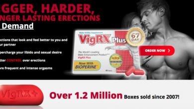 Photo of Buy VigRX Plus Online | Order Best Male Enhancement Pills USA, UK, Canada, Australia