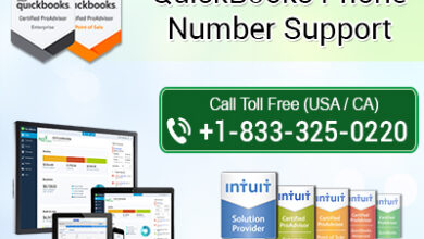 Photo of QuickBooks Phone Number Support 1-833-325-0220