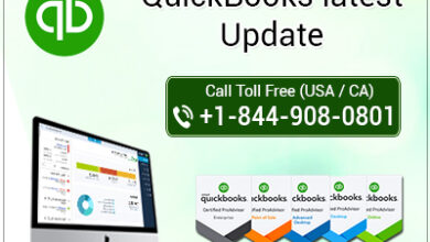 Photo of QuickBooks latest Update || Dial 1-844-908-0801