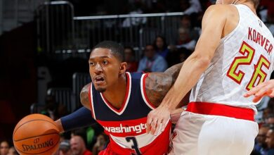 """Photo of Bradley Beal described as """"JJ and Reddick with high physical ability"""""""