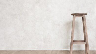 buy wooden stool