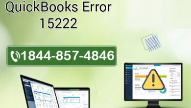 Photo of What is QuickBooks Error Code 15222?