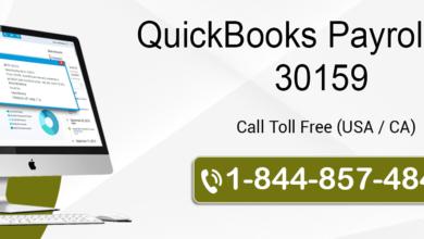 Photo of QuickBooks Payroll Error 30159 – Solution