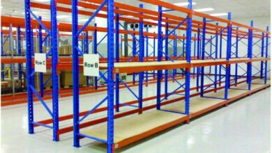 Photo of Potential advantages of racking system