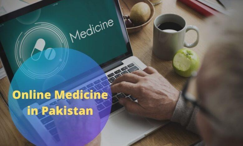 Online Medicine in Pakistan