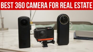 Photo of Best Cameras for Real Estate Video