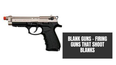 Photo of Blank Guns – Guns that Shoot Blanks