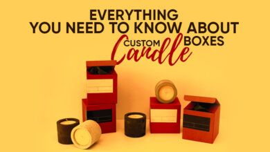 Photo of Everything You Need to Know About Custom Candle Boxes