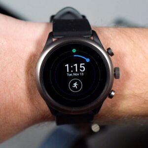 fossil sport smartwatch