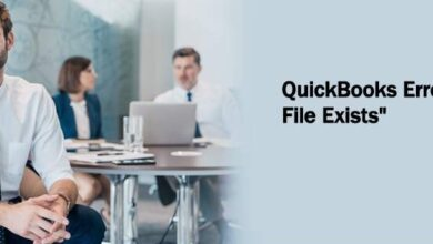Photo of How to Resolve QuickBooks Error The File Exists