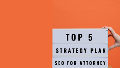 Photo of Top 5 Strategy Plan Of SEO For Attorneys