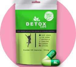 Photo of Detox Caps – Saiba o que é, Funciona, Onde Comprar