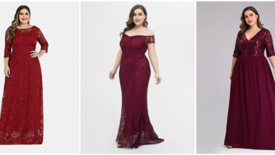 Photo of The Latest Plus Size Party Dresses Can Double Your Beauty