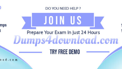 Photo of Successful career while preparing For Your IT Exam with AZ-303 Dumps PDF | Dumps4Download