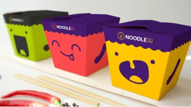 Photo of Why Noodle Packaging Boxes are important Noodle products?