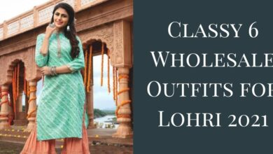 Photo of Classy 6 Wholesale Outfits for Lohri 2021