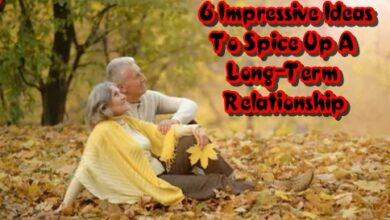 Photo of 6 Impressive Ideas To Spice Up A Long-Term Relationship