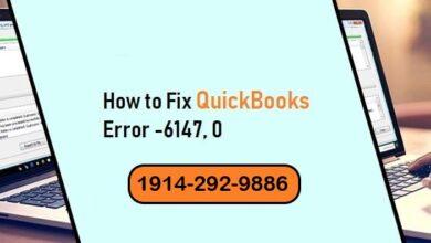 Photo of QuickBooks Error 6147 0 Fix in Simple Steps