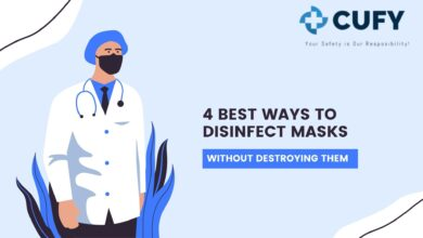 Photo of 4 Best Ways to Disinfect Masks Without Destroying Them