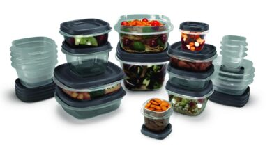 Photo of The Right Way of Using Plastic Food Storage Containers: