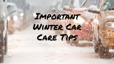 Photo of IMPORTANT WINTER CAR CARE TIPS