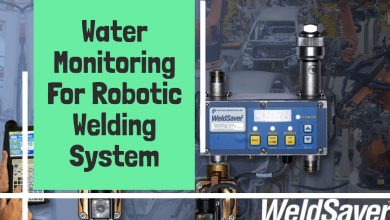 Photo of Water Monitoring For Robotic Welding System