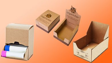 Kraft Display Boxes