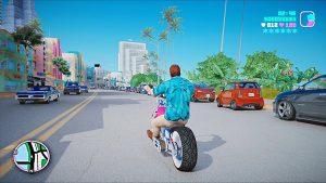 Grand Theft Auto- Game Scene