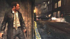 Max Payne- Inside Scene