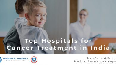 Hospitals for cancer treatment in India