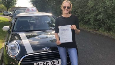 driving instructor in wrexham