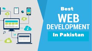 web development companies in pakistan
