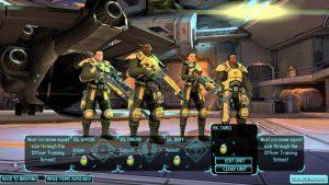 xcom game scene