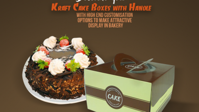 Photo of 5 Tips for Kraft Cake Boxes with Handle to Promote Brand: