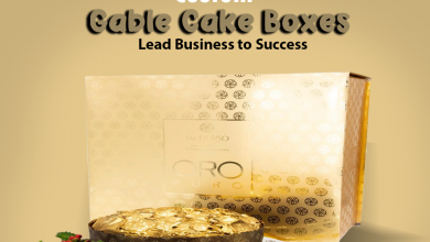Photo of 4 Advantages of Gold Cake Boxes with Gable Style.