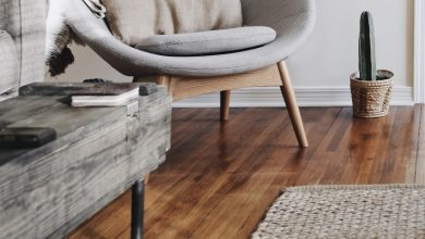 Engineered wood flooring-