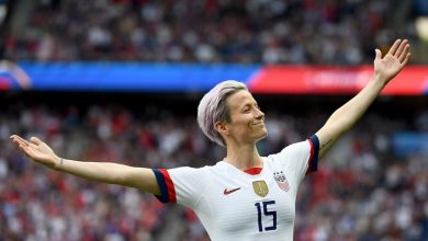 Photo of Megan Rapinoe's Influence Goes manner on the far side football