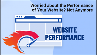 Photo of Worried about the Performance of Your Website? Not Anymore!