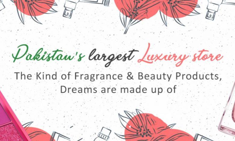 online perfumes store lost in paris