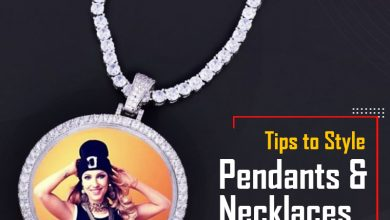 Photo of 6 Ways to Style Pendants Necklaces with any Outfit You Like!