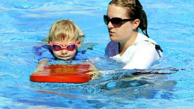 swimming lessons and pool services